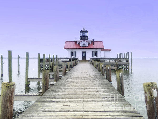 Lydia Holly - Roanoke Marshes Light