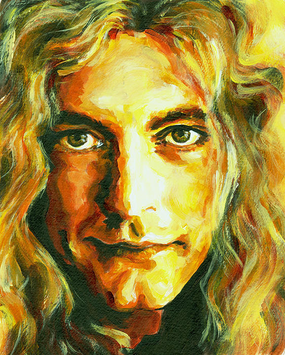 Tanya Filichkin - Robert Plant. The Enchanter