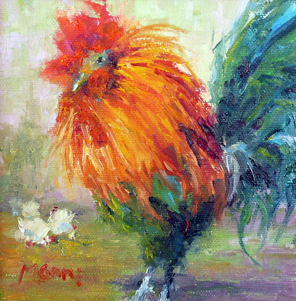 Marie Green - Rocky the Rooster