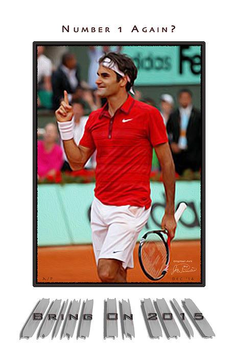 Joe Paradis - Roger Federer Number One In 2015