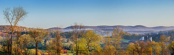 Rolling Hills Print by Bill  Wakeley