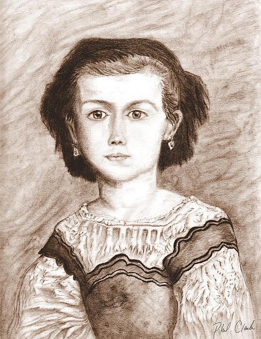 Romaine Lascaux Print by Phil Clark