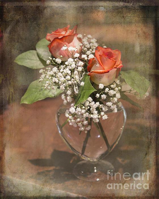 Rose Bowl Print by TN Fairey
