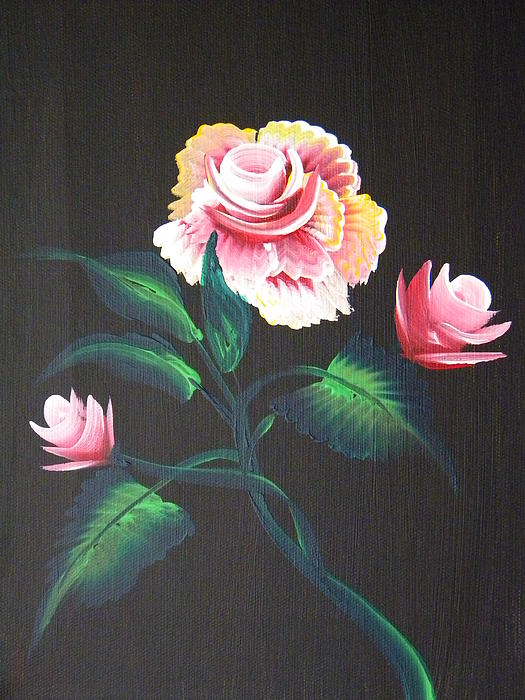 Eric Johansen - Roses 5