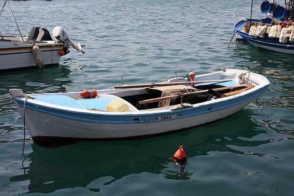 Christiane Schulze - Row Boat