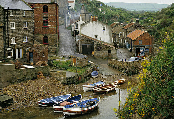 David Davies - Roxby Beck Staithes Yorkshire UK