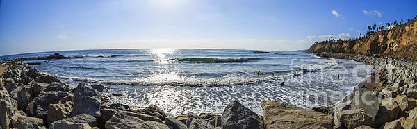 Royal Palms State Beach By Acmestudios