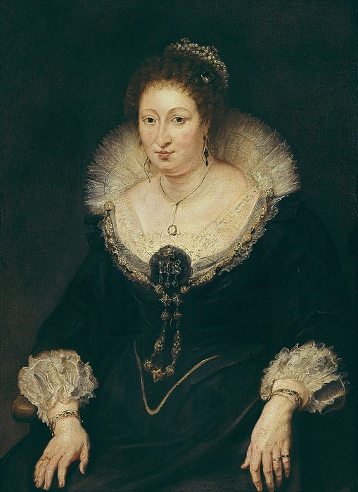 Rubens, Peter Paul 1577-1640. Lady Print by Everett