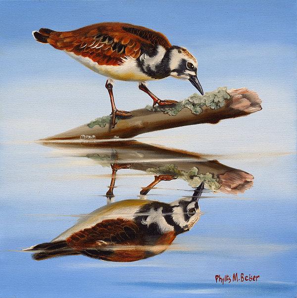 Phyllis Beiser - Ruddy Reflection
