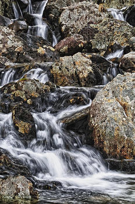 Ryan Ladbrook - Rugged Falls at Glyder