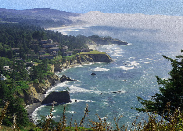 John Bailey - Rugged Oregon Coast