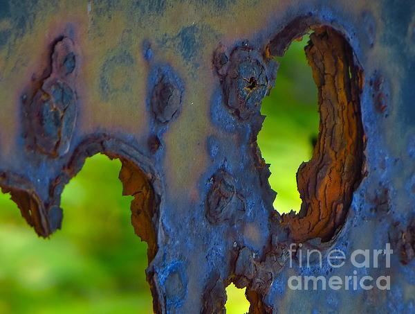 Joy Hardee - Rust in Peace