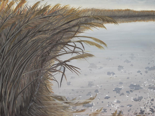 Salt Swamp #2  Print by Jennifer  Creech