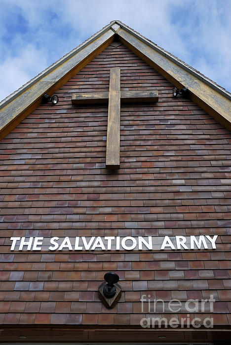 Salvation Print by Doug Wilton