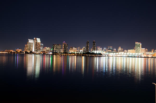 San Diego Ca Print by Gandz Photography