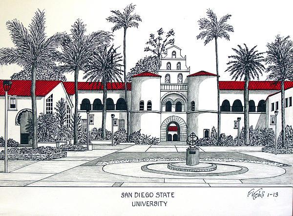 Frederic Kohli - San Diego State