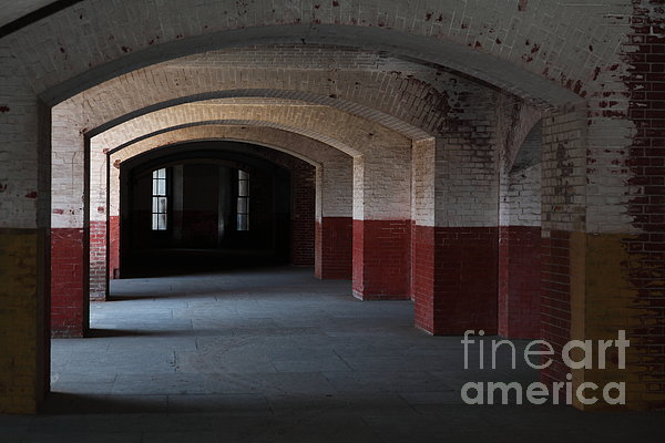 San Francisco Fort Point 5d21543 Print by Wingsdomain Art and Photography