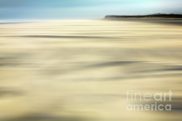 Sand - A Tranquil Moments Landscape Print by Dan Carmichael