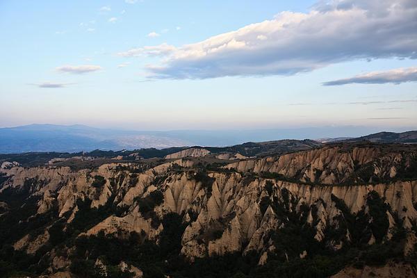 Kamen Ruskov - Sandstone Formations in SW Bulgaria