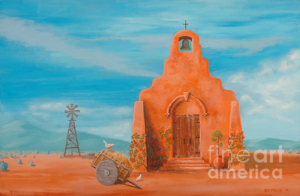 Santuario By Jerry Mcelroy