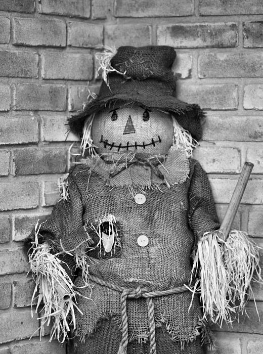 Scarecrow Print by Dan Sproul