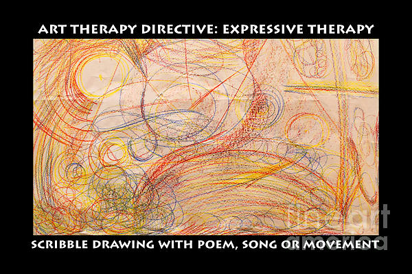 Scribble Drawing Therapy : Scribble and poem expressive therapy by anne cameron cutri