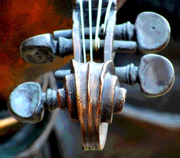 Charlie Brock - Scroll - Strings and Pins