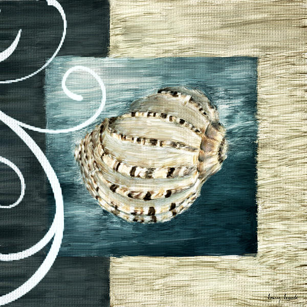 Sea Treasure Print by Lourry Legarde