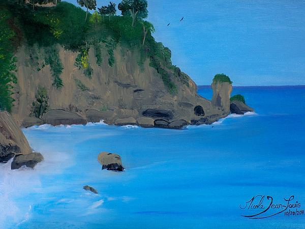 Nicole Jean-Louis - Seascape 2
