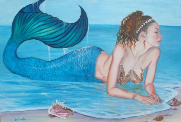 Susan Duda - Seaside Siren