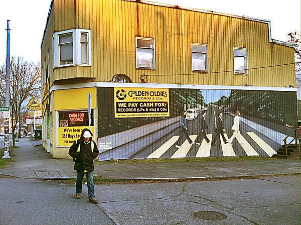 Seattle 2014. Print by Frank Winters