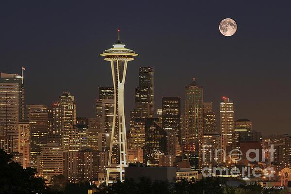Winston Rockwell - Seattle Nocturne