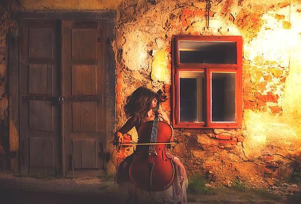 April McNett - Secluded Cello