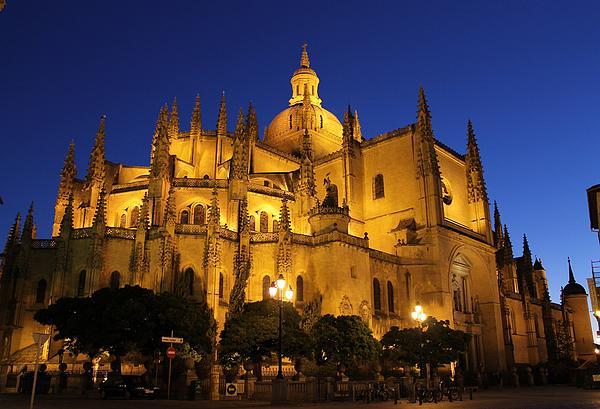 Ines Bolasini - Segovia Cathedral