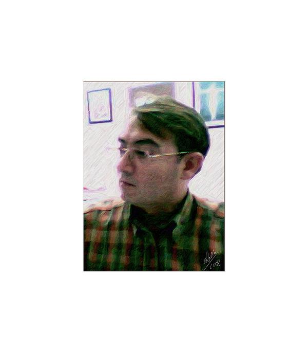 Joaquin Abella Ojeda - Self Portrait
