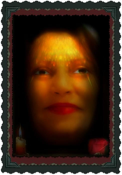 Sherry Gombert - Self Portrait