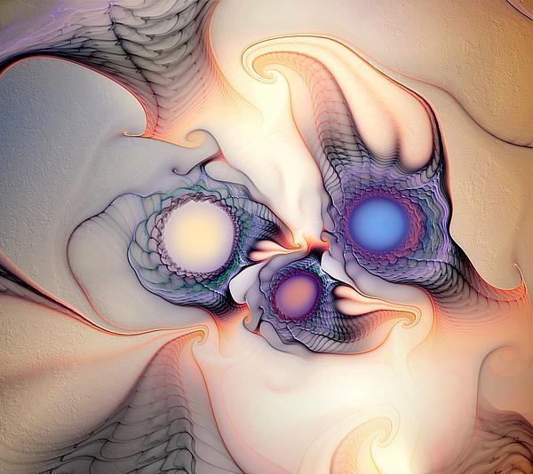 Sensorial Nirvana Print by Casey Kotas