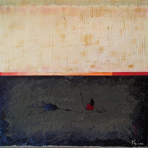 Series Twentyfour Number One Print by Lloyd Knowles