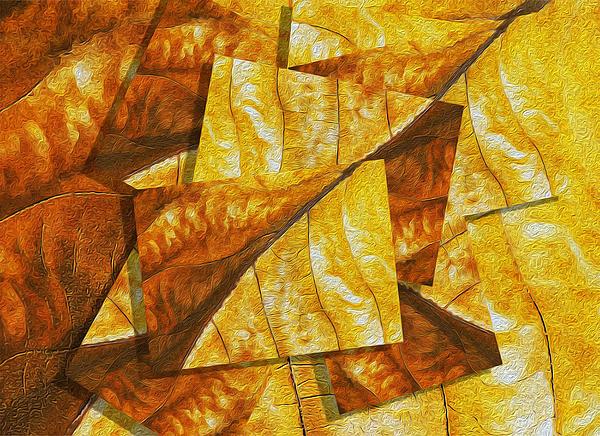 Shades Of Autumn Print by Jack Zulli