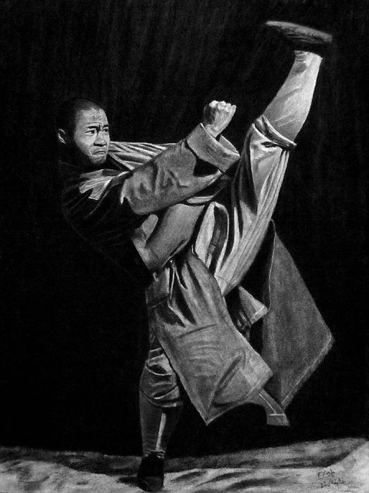 Vishvesh Tadsare - Shaolin Kung fu