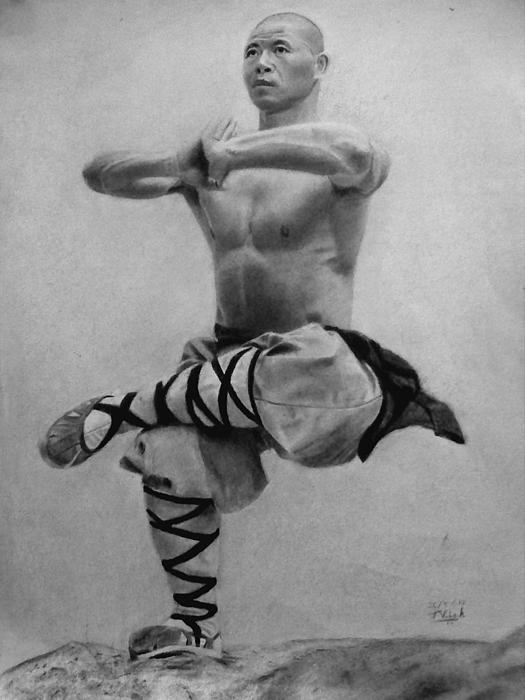 Vishvesh Tadsare - Shaolin Monk