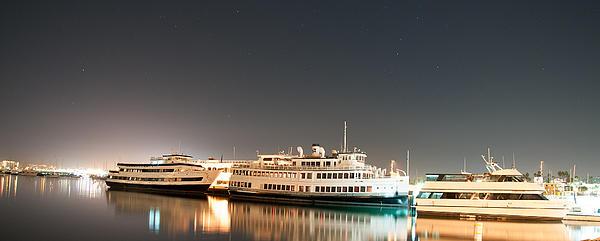 Ship Print by Gandz Photography