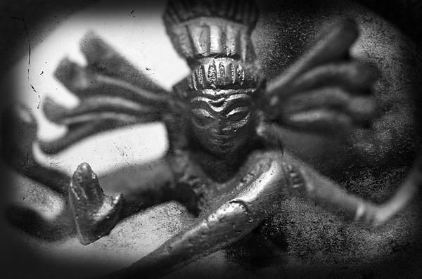 Shiva Nataraja  Print by Toppart Sweden