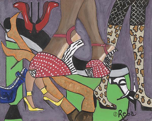 Reba Baptist - Shoes