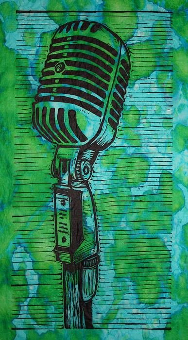 Shure 55s Print by William Cauthern