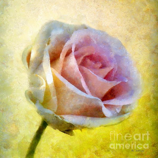 Shy Underneath Print by RC DeWinter