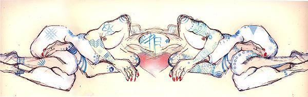 Carolyn Weltman - Siamese Twins