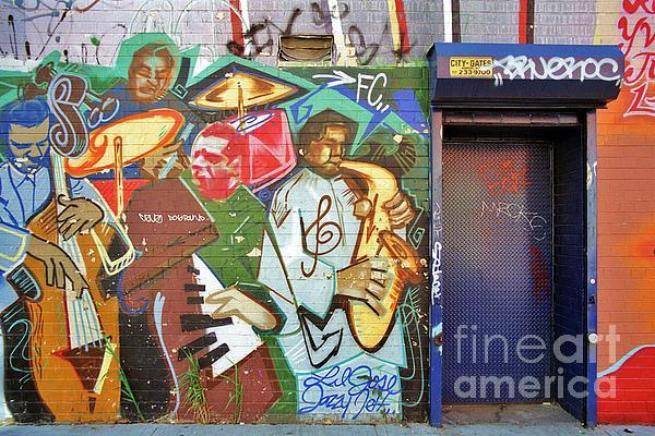 Allen Beatty - Sidewalk Art