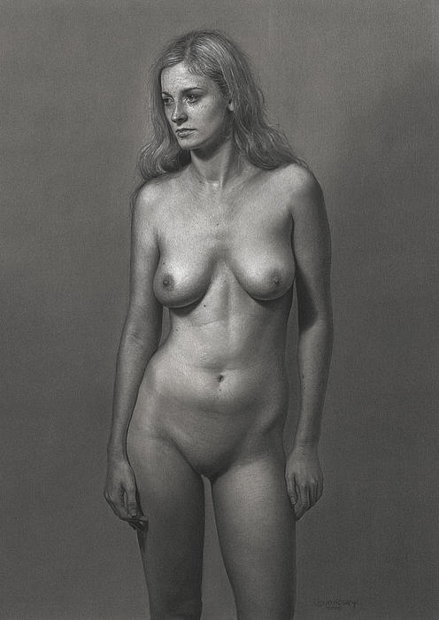 Silver Print by Dirk Dzimirsky