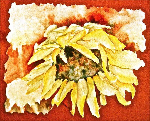 Carolyn Rosenberger - Single Sunflower